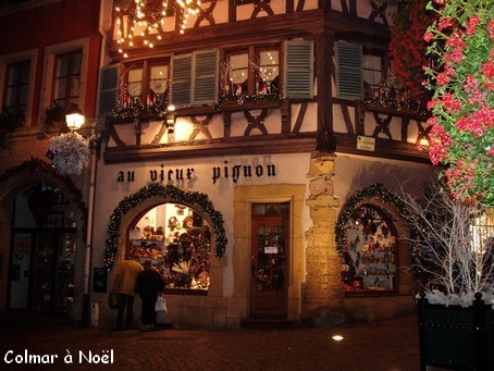 Colmar à Noël - Photo G.GUYOT