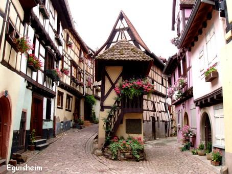Eguisheim - Ruelles - Photo G.GUYOT