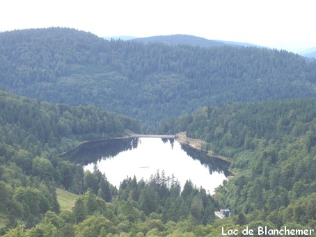 Lac de Blanchemer - Photo G.GUYOT