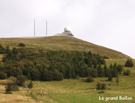 Le grand Ballon - Photo G.GUYOT