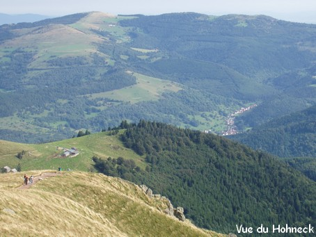 Vue du Hohneck - Photo G.GUYOT