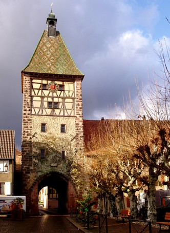 Bergheim _ Photo Gite en Alsace