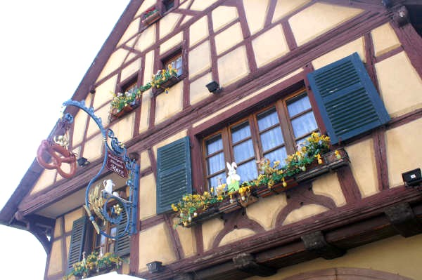 EGUISHEIM - Photo Christelle Ladrière