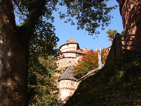 HAUT KOENIGSBOURG - Photo BERTHEVILLE