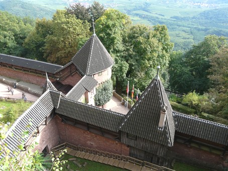 Haut Koenigsbourg - Photo ROUILLON