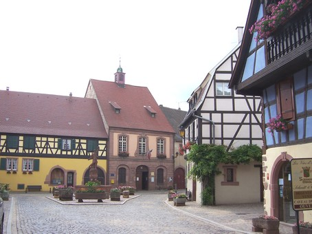KIENTZHEIM - Le Village - Photo LE POGAM