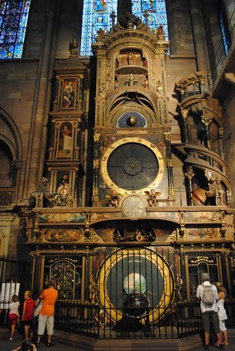 horloge atomique strasbourg