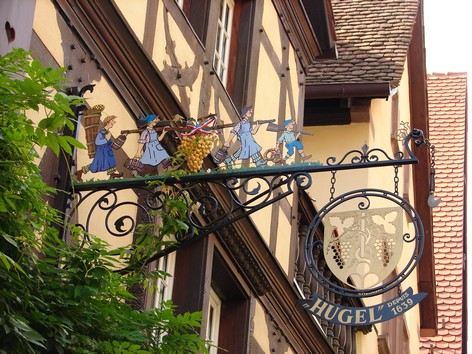 RIQUEWIHR - Photo BERTHEVILLE