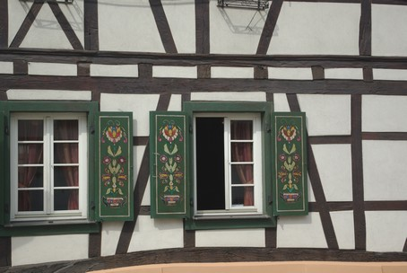 Soufflenheim - Village d'alsace - Photo A.GRASSLER