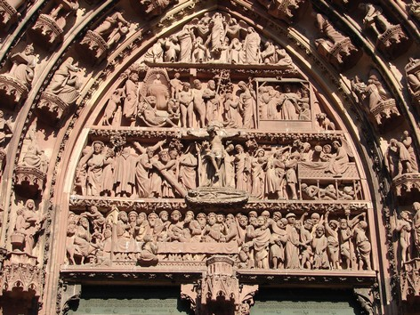 STRASBOURG - La Cathédrale - Photo BERTHEVILLE