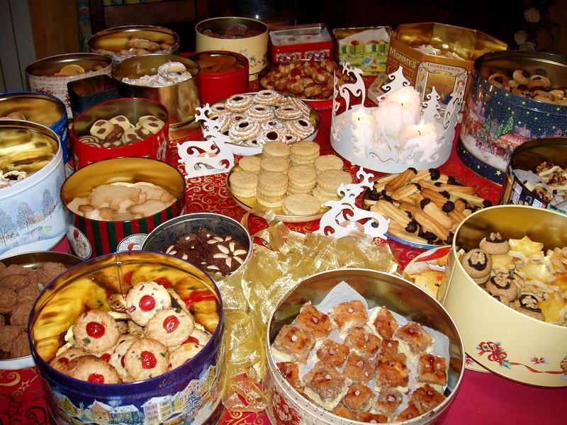 Gâteaux d'Alsace et la région pour Noël Pc250010