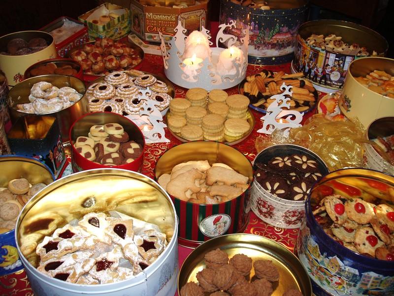 Gâteaux d'Alsace et la région pour Noël Pc250011